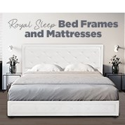Royal Sleep Mattresses & Bed Frames