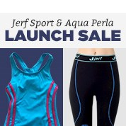 Jerf Sport & Aqua Perla Launch Sale
