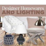 Free Shipping Designer Homewares & Lighting