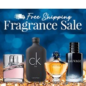 Free Shipping Fragrance Sale