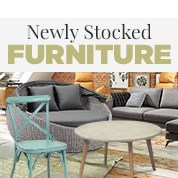 Newly Stocked Furniture Up To 75% Off RRP