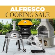Alfresco Cooking Sale