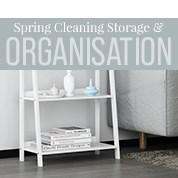 Spring Cleaning Storage & Organisation Sale