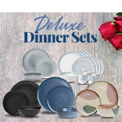 Deluxe Dinner Sets