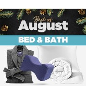Best of August Bed & Bath