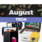Best of August Tech