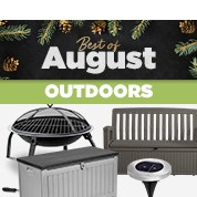 Best of August Outdoors