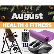 Best of August Health & Fitness