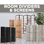 Room Dividers Up To 70% Off RRP