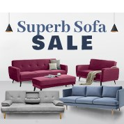 Superb Sofa Sale