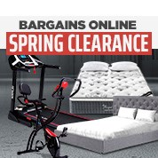 Bargains Online Spring Clearance