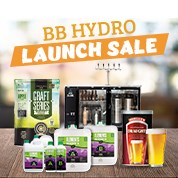 BB Hydro Launch Sale