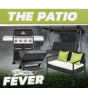 Footy Finals Fever: The Patio