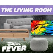 Footy Finals Fever: The Living Room