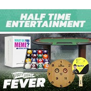 Footy Finals Fever: Half Time Entertainment