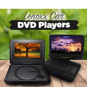 Lenoxx Car DVD Players