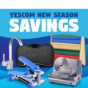 Yescom New Season Savings