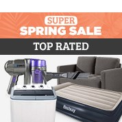 Super Spring Sale: Top Rated