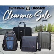 Swisswin Luggage Clearance Sale