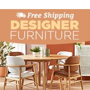 Free Shipping Designer Furniture