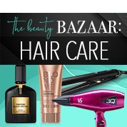The Beauty Bazaar: Hair Care