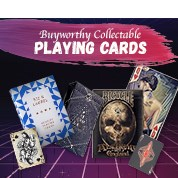 Buyworthy Collectable Playing Cards