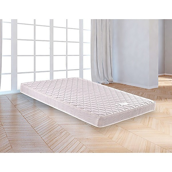 Palermo Queen Size Spring Core Quilted Mattress