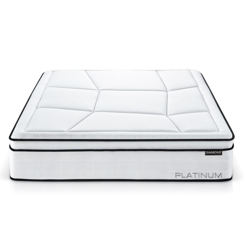 Chiro Support King Single Pocket Spring Mattress