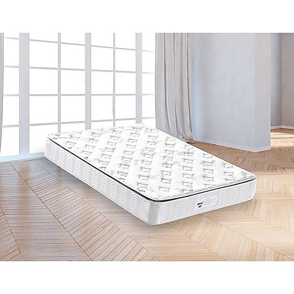 Palermo Double Latex Pillow Top Spring Mattress