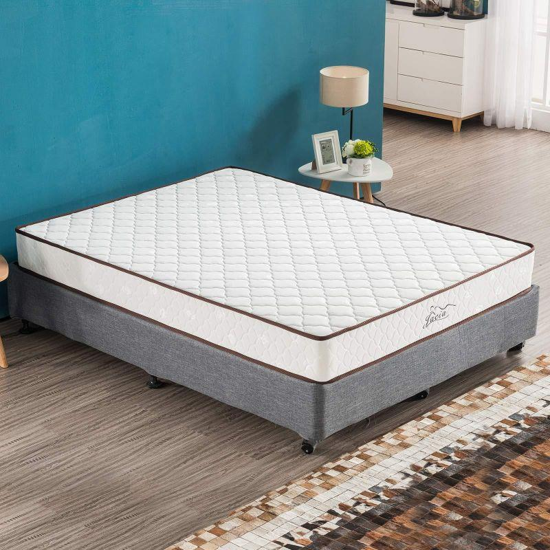 King Size Foam Euro Top Pocket Spring Mattress