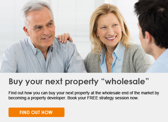 "Buy your next property ""wholesale"""
