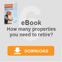 how many properties to retire