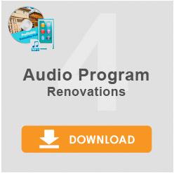Renovations audio program