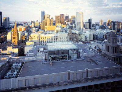 Central Business District, Melbourne, Victoria, Australia