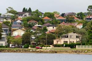 Sydney Suburb Russell Lee