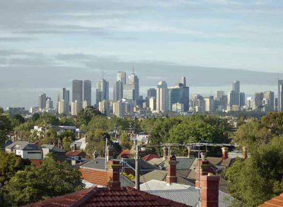 City Suburb Melbourne Northcote