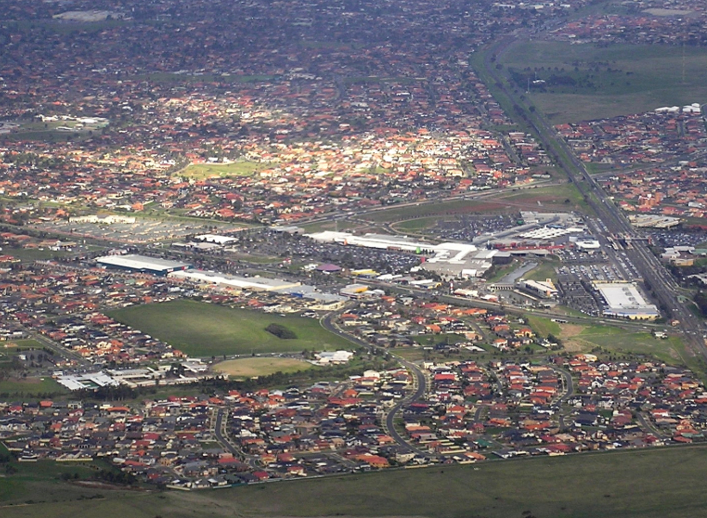 Melbourne upcoming suburbs