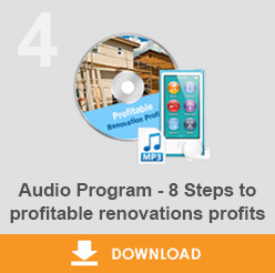 Renovations audio program