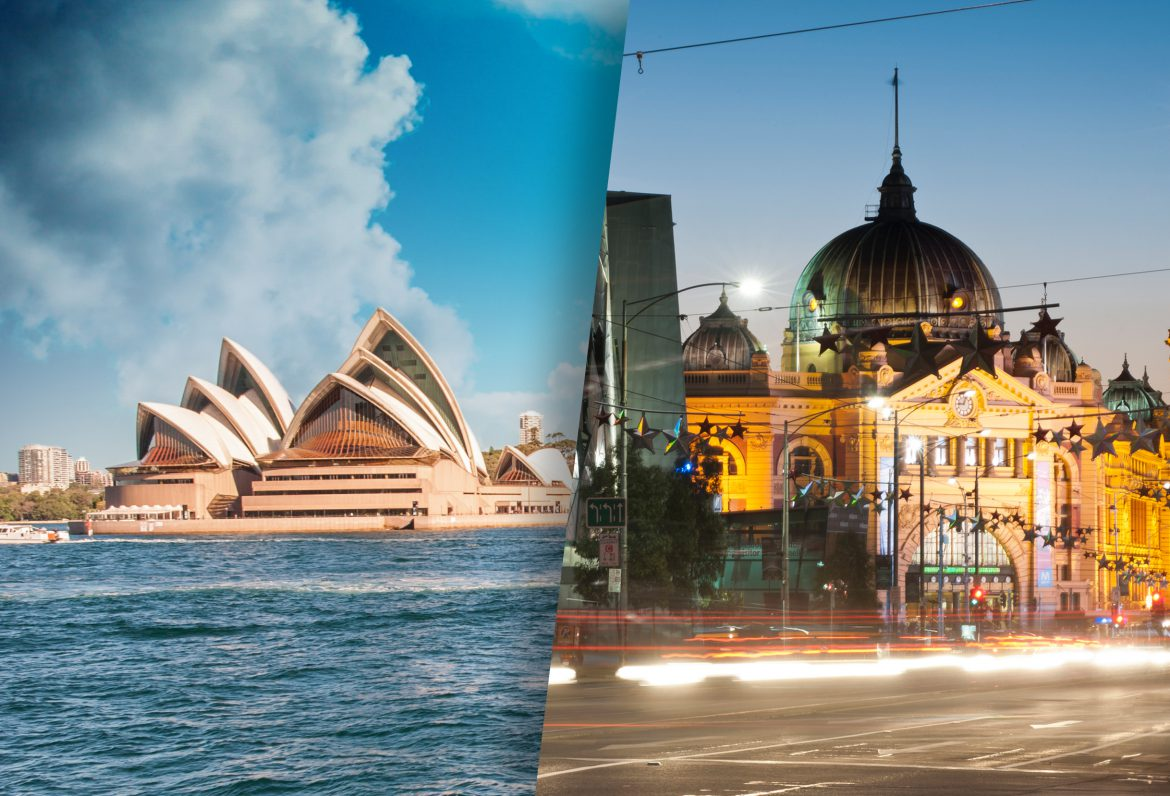 Melbourne Vs. Sydney in the Development Pipeline