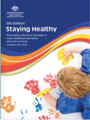 Staying Healthy in childcare