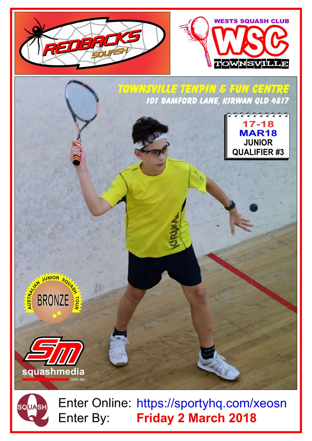 Squash courts townsville