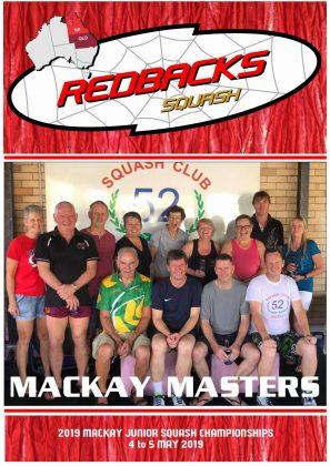 Redbacks Squash Newsletter December 2018