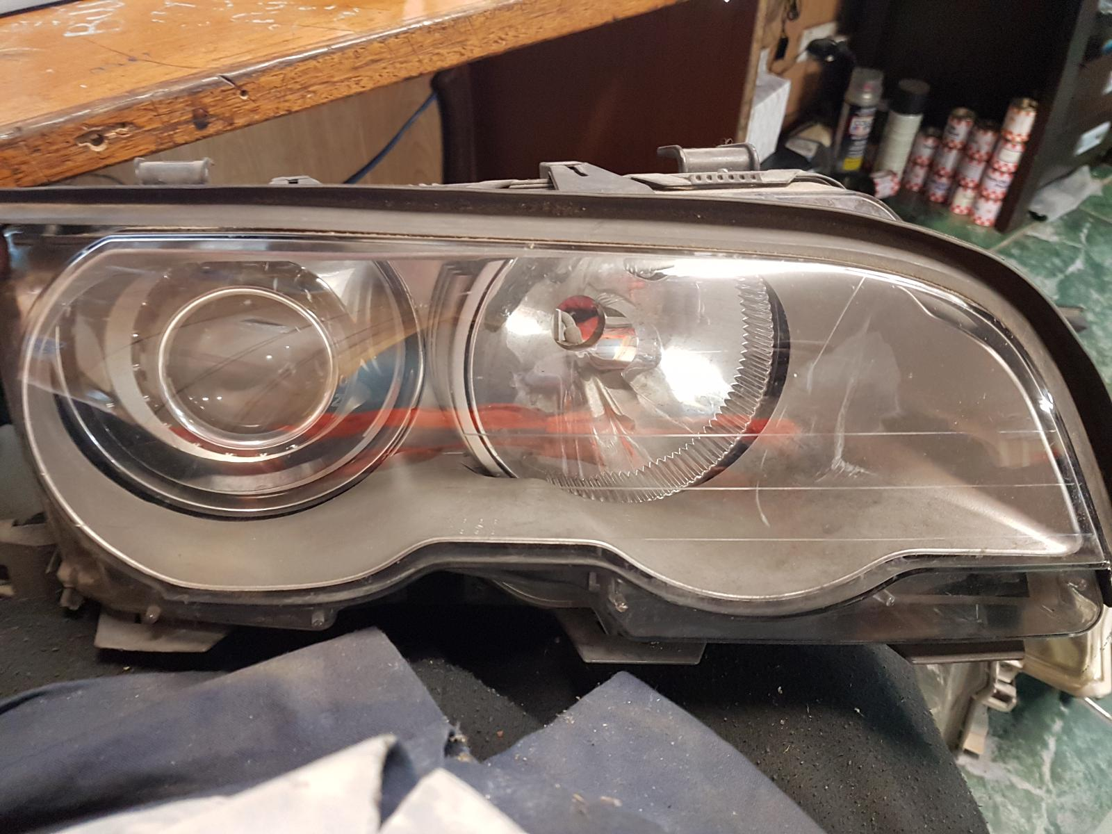 View Auto part Right Headlamp Bmw 3 Series 2001