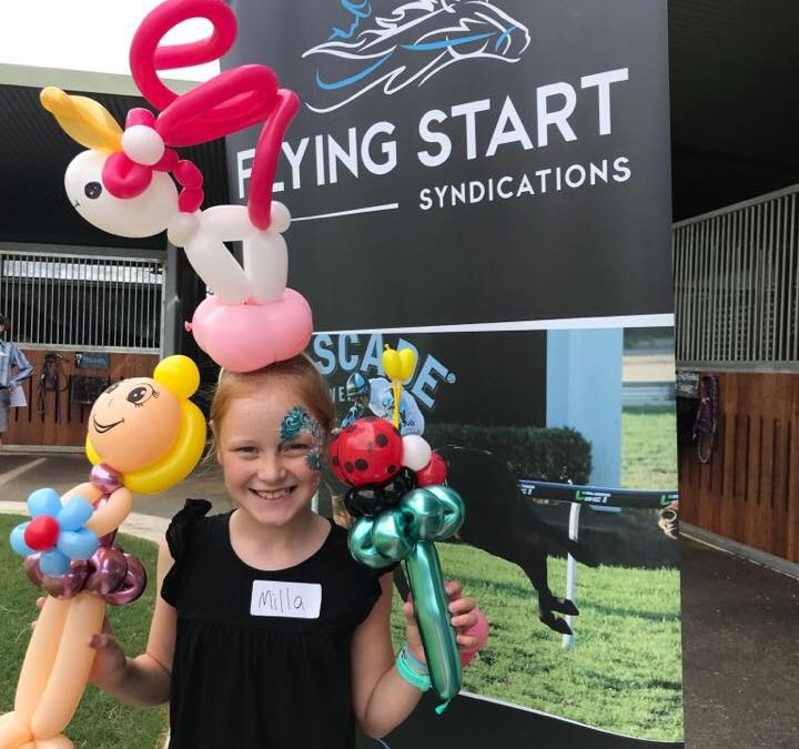 Eagle Farm Stable Open Day with Flying Start Syndications and Robert Heathcote/Chris Anderson