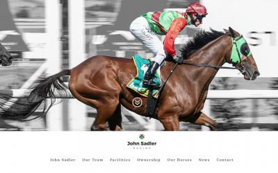 Welcome to the website of John Sadler Racing