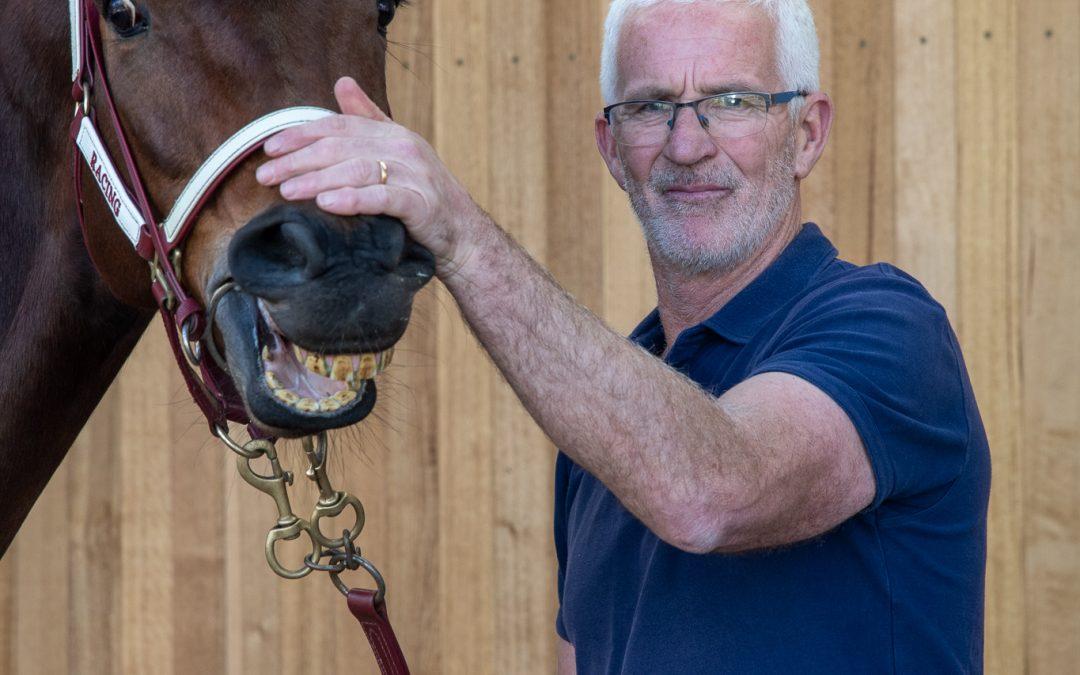 Wangaratta stables underway