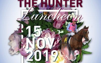 The Hunter Luncheon: Partnership highlights Hunter's best on the track… and in the air!