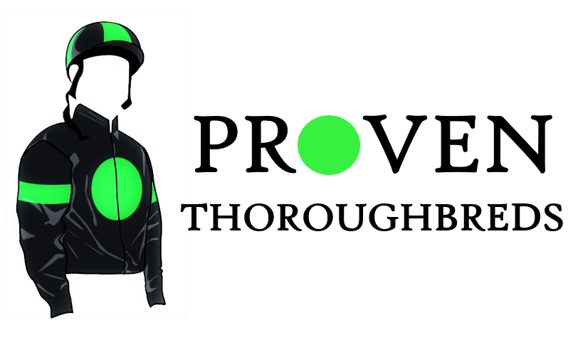 Image result for proven thoroughbreds logo