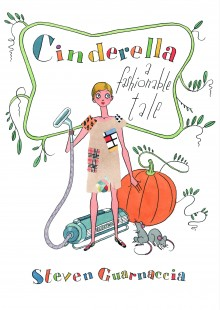 BOOKS_Cinderella_Steven_Guarnaccia_cover