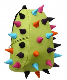 PRODUCTS_Mad_pax_backpack_Spiketus_rex_Green